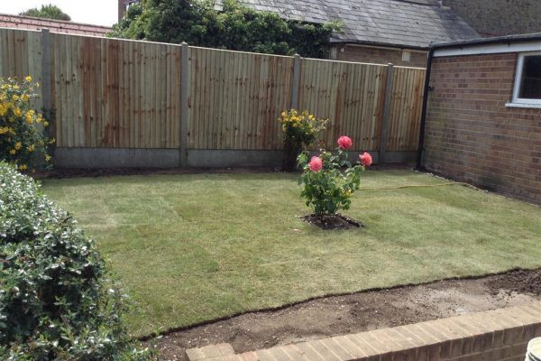 Landscaping Contractor Dublin