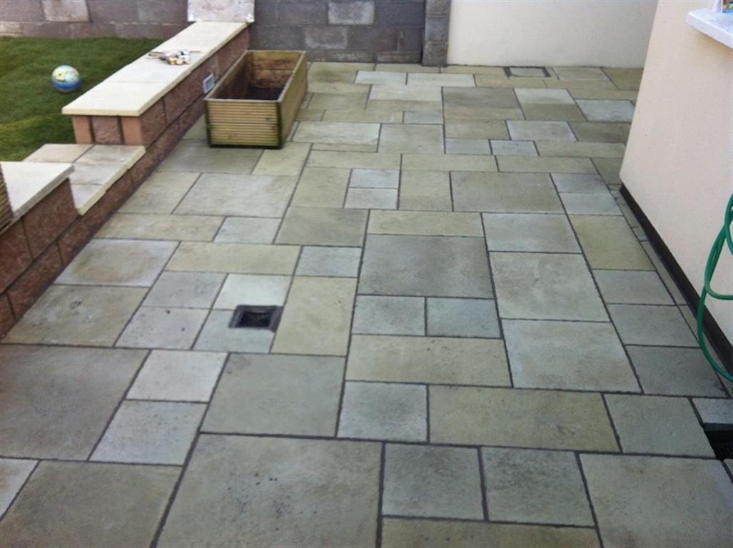 Dublin Patio Contractors