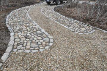 gravel driveway Dublin